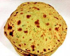 Besan Ki Roti (Gram Flour Flatbread) a quick and easy recipe to eat with curry or vegetables. It's vegan and glutenfree, stores in the fridge for 3 days.