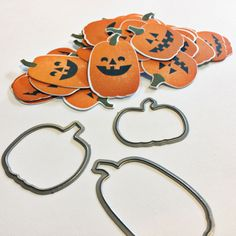 pine is here.: halloween tags mass production style