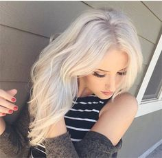 Color Correction for a Cool, Beautiful Blonde - Hair Color - Modern Salon