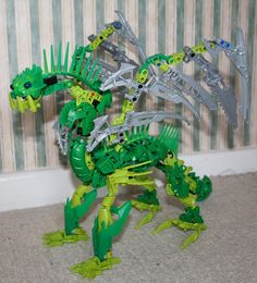 Bionicle MOC: Air Dragon by Rahiden.deviantart.com