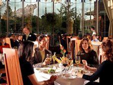 Dining Room at Napa Rose, Anaheim, CA