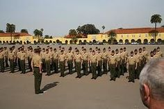 Good Ol' Marine Corps Recruit Depot, San Diego (CA) ~ miss those boot camp days! Military Girlfriend, Military Love, Military Spouse, Once A Marine, Marine Mom, Usmc Recruiting, Marines Boot Camp, Mcrd San Diego, Marine Corps Bases