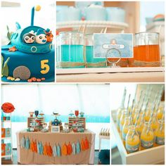 Octonauts Party with Lots of Fun Ideas via Kara's Party Ideas | KarasPartyIdeas.com #Octonauts #PartyIdeas #Supplies (1)
