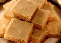 Cashew Almond Fudge/ Kaju Badam Burfi