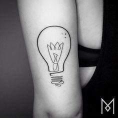 Tatuajes minimalistas                                                                                                                                                      Más