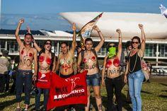 Tristes Fotos de Quem Comemorou a Votação da Câmara na Terça-Feira | VICE | Brasil