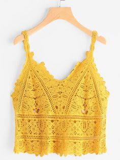 River Island Knitted Co-Ord Ganchillo Tejido Pom Pom Bralet Bustie Crop Top Shorts