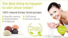 Bella Tan is Very excited to announce the arrival of The Konjac Sponge! Come in and check them out!