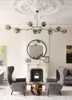 Lindsey Adelman minimalist design