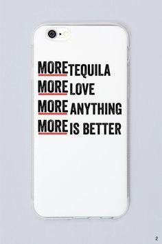 A icônica frase da Doutora Meredith Grey, da série Grey's Anatomy, dá o recado na capa More Is Better!