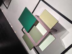 Sculptures Jeux, the famous PAR 4 table in several new colors!