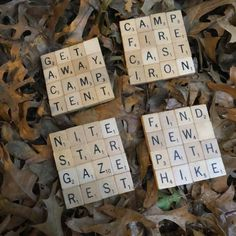 This item is unavailable Scrabble Letter Crafts, Scrabble Coasters, Scrabble Tile Crafts, Scrabble Art, Diy Coasters, Scrabble Ornaments, Wooden Coasters, Camping Drinks, Coaster Crafts
