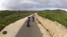 light-blue 03/15  #segway #tour #gozo #malta #eco #sightseeing