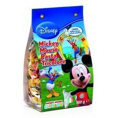 Joc si joaca in retetele celor mici: paste Mickey Mouse cu porumb si branza cheddar - Organic Baby   Blogul Despre...