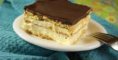 No-Bake Chocolate Eclair Dessert | Inspired Dreamer