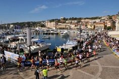 Found an almost half marathon I'm adding to my list!  Cassis to Marseille.  First 6 miles look to be uphill though...hmmm.