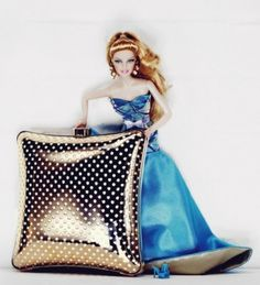 Clutche Stella McCartney - Barbie para Vogue