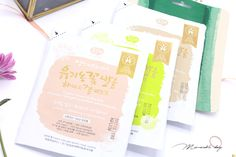 Introducing You: Whamisa Hydrogel & Kelp Masks | Memorable Days : Beauty Blog - Korean Beauty, European, American Product Reviews.