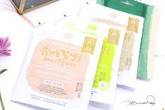 Introducing You: Whamisa Hydrogel & Kelp Masks | Memorable Days : Beauty Blog - Korean Beauty, European, American Product Reviews.