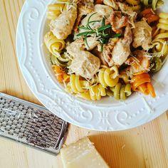 Chicken & Parmesan NOTE:  Just substitute turkey for chicken