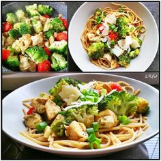 Cooking Recipes, Healthy Recipes, Zdravo, Kung Pao Chicken, Workout Programs, Pasta Salad, Food And Drink, Menu, Ethnic Recipes