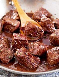 Best Beef Tips