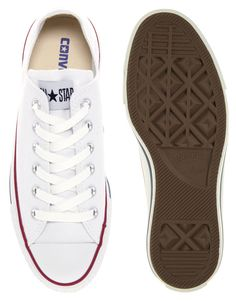 Image 3 of Converse All Star Ox Plimsolls