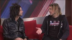 -- Rock and roll is a family affair for the Brooks brothers. Chris, Matt and Kent Brooks make up of the hard rock outfit Like A Storm, sometimes called one of the hardest. Chris Brooks, Hard Rock Songs, Baritone Guitar, Pop Evil, Sick Puppies, Like A Storm, Hollywood Undead, Rock Outfits, Black Veil Brides