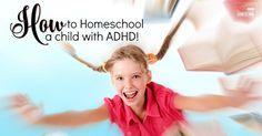 I have a big heart for moms who are homeschooling children with ADHD because I'm one of those moms! I know the mission you've been given. If you're reading this article, you're probably one of those moms too. I am not an expert on Attention Deficit and Hyperactivity Disorder, nor do I claim to be. I simply love someone who has it. It's not easy to know how to homeschool a child with ADHD. It's something you learn over several years with lots of trial and love. It was t...
