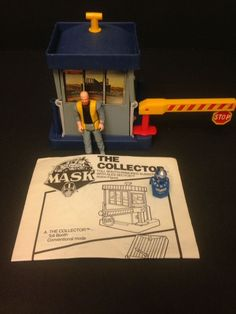 vtg 1980s m.a.s.k collector 100% complete w/instructionsfiguremaskcannons 80s from $19.99