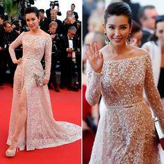 vestido longo bordado maravilhoso