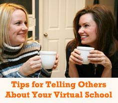 """""""How to Communicate Your Choice to Use a Virtual School"""" on Virtual Learning Connections http://www.connectionsacademy.com/blog/posts/2011-08-02/How-to-Communicate-Your-Choice-to-Use-a-Virtual-School.aspx #onlineschool #homeschool"""