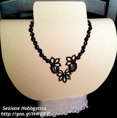 Create a display for necklaces and finery - Tutorial | Section Automotive Manufacturing Create a display for necklaces and finery - Tutorial | The beauty of handmade