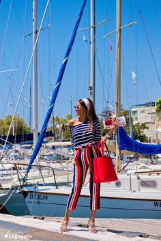 Stripes on #stripes Charlotte Nikitopoulos Charlotte's Lookbook SHEIN #style #stylish #SHEIN #ad #StudioLagopatis  Get 15% discount on your purchase when using her promo code charlotte15. #WeLoveGreece #instagood #summermood #summertime #summeringreece #greece #navy #navystyle #stylegoals #fashion #model #greekblogger #fashionblogger www.lagopatis.gr