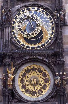 プラハの天文時計2