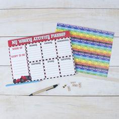 Activity Planner sheets with stickers of homework, vacation, birthday, class. #activityplannersheet #personalised #stationery #personalisedstationery #cupikdesign #india #school #kids #onlinestationery #sticker #homework #classes #vacation #birthday #planner #ferrari #racer #littlerace #boys