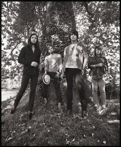 Kings Of Leon by Mark Seliger