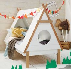 (^o^) Kiddo (^o^) Lofty ~ Kids Loft Bed ~ mommo design: 7 DREAMY BEDS Liapela.com