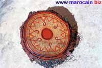 La guedra - Instrument de musique marocaine
