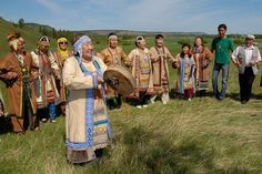 peoples of Siberia