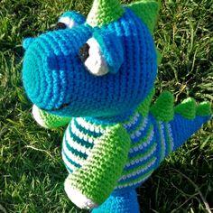 Patrón Dino Dino Cocodrilo