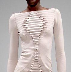 Fabric Manipulations to Create Unique Texture