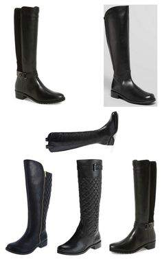 9a9fadc3d84 25 Flat Knee-High Boots for Work