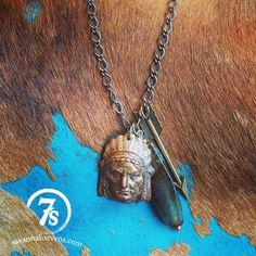 Chief Necklace – from Savannah Sevens Western Chic