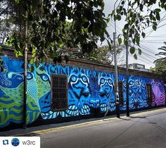 #RealEyes Realize collabo with @geraluz supported by @pendulogallery ✨✊✨ in #barranco #lima #peru ✨✨#centroculturaljuanparradelriego  Big thank you to @pendulogallery for producing this wall