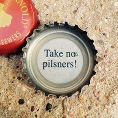 Take no pilsners! #craftbeer #saintarnold