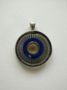 Cast #resin #steampunk #clockwork #gears #jewelry #pendant I made.