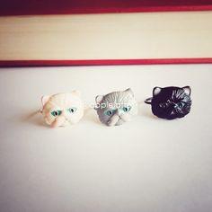 Cat ring_3 colors