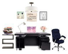 """minimaliST"" by tamst on Polyvore featuring interior, interiors, interior design, hogar, home decor, interior decorating, Flash Furniture, Stephenson, Anna Sui y Andrew Martin"