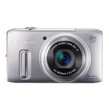Aparat foto Compact Canon PowerShot SX240 HS Silver